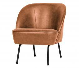 Afbeelding van product: BePureHome Vogue fauteuil recycle leer cognac
