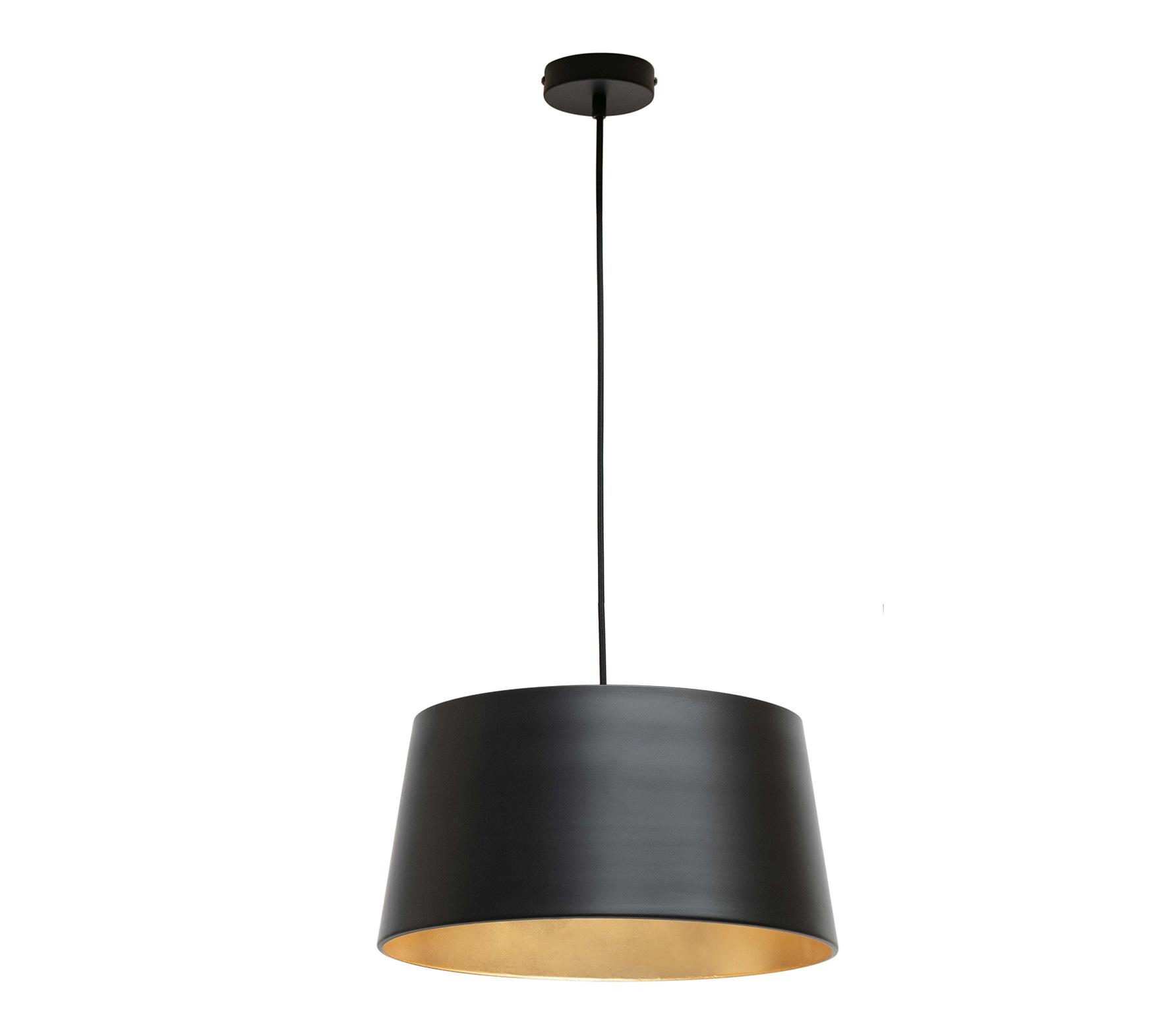 WOOOD Exclusive Pien hanglamp metaal zwart brass