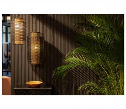 Afbeelding van product: Dutchbone Archer hanglamp diverse afmetingen zwart staal M