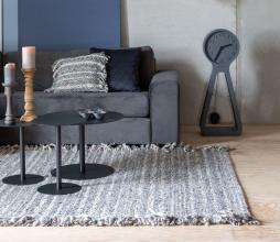 Afbeelding van product: Zuiver Frills vloerkleed 170x240 cm wol grijs-blauw