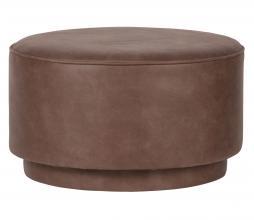 Afbeelding van product: vtwonen Coffee poef ecoleer warm bruin