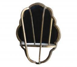 Afbeelding van product: BePureHome Reflect spiegel metaal antique brass