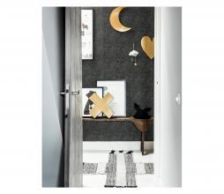 Afbeelding van product: vtwonen Cross vloerkleed, div afmetingen 90 x 90 cm