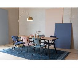 Afbeelding van product: Zuiver Benson eetkamerstoel donkerblauw