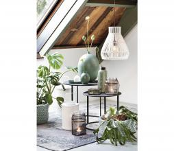 Afbeelding van product: Timaka hanglamp rotan ø37 cm wit