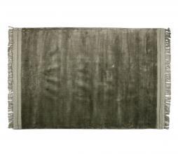 Afbeelding van product: BePureHome Ravel vloerkleed 170x240 cm warm groen