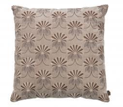 Afbeelding van product: BePureHome Vintage floral kussen 48x48 cm velvet khaki