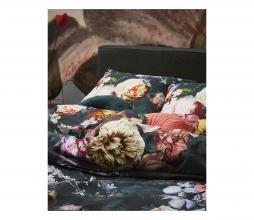 Afbeelding van product: Essenza Fleur dekbedovertrek div. afmetingen katoen nachtblauw 140x220cm