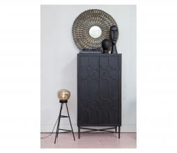 Afbeelding van product: BePureHome Husk spiegel Ø83 cm metaal antique brass