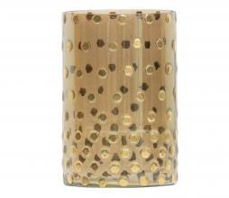 Afbeelding van product: BePureHome Shimmer glazen licht diverse afmetingen antique brass Ø13cm