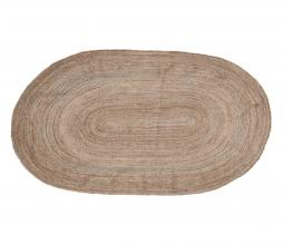 Afbeelding van product: Housedoctor Charco vloerkleed jute naturel 150x90 cm