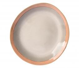 Afbeelding van product: HKLiving Earth dinerbord ø29cm keramiek beige/bruin