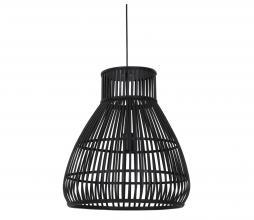 Afbeelding van product: Timaka hanglamp rotan ø46 cm zwart