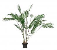 WOOOD Palm kunstplant 110 cm groen