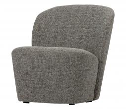 Afbeelding van product: vtwonen Lofty fauteuil grijs gemêleerd