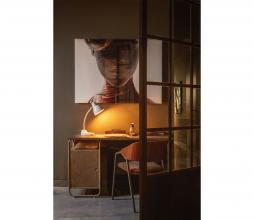 Afbeelding van product: BePureHome Masterpiece tafellamp metaal wit