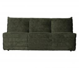 Afbeelding van product: WOOOD Exclusive Bag 2 zits bank velvet groen groen