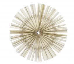 Afbeelding van product: Papero ornament hout wit diverse afmetingen Ø16 cm
