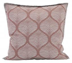 Afbeelding van product: House Doctor Paper kussenhoes 50x50cm linnen nude/wit