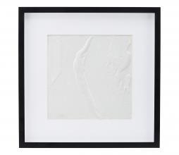 Afbeelding van product: House Doctor Baou wanddecoratie 50x50 cm wit