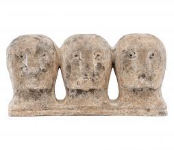 Afbeelding van product: House Doctor Ancient sculptuur aardewerk grijs/bruin