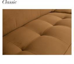 Afbeelding van product: BePureHome Rodeo Classic 2,5 zits bank velvet honinggeel