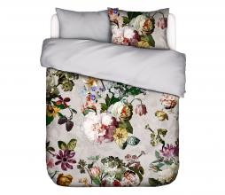 Afbeelding van product: Essenza Fleur dekbedovertrek bloemen div. afmetingen katoen grijs 200x220 cm