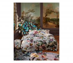 Afbeelding van product: Essenza Fleur dekbedovertrek bloemen div. afmetingen katoen grijs 240x220 cm