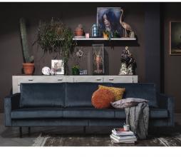 Afbeelding van product: BePureHome Ajour plaid 130x170 cm khaki