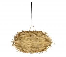 Afbeelding van product: Alice lampenkap hanglamp Ø50cm rotan naturel