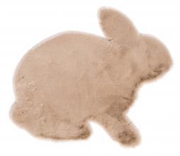 Afbeelding van product: Rabbit vloerkleed 70x80 cm roze