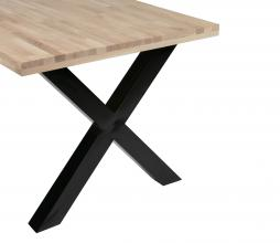 Afbeelding van product: WOOOD Tablo tafelblad eiken, div afmetingen 200x90 cm