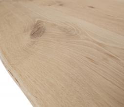 Afbeelding van product: WOOOD Tablo boomstam tafelblad eiken, div afmetingen 160x90 cm