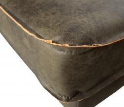 Afbeelding van product: BePureHome Rodeo daybed recycle leer army rechteruitvoering