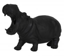 Afbeelding van product: Selected by Hippo tafellamp h24 cm zwart