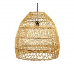 Afbeelding van product: Selected by Yara lampenkap rotan naturel, div afmetingen M: Ø 64 CM