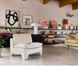 Afbeelding van product: HKliving art frame Garance Valleé eiken blank
