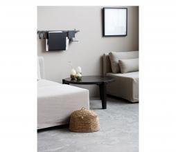 Afbeelding van product: Housedoctor Rama opbergmand met deksel zeegras naturel