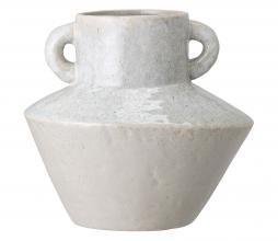 Afbeelding van product: Selected by vaas aardewerk grijs