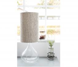 Afbeelding van product: House Doctor lampenkap S katoen/jute grijs/bruin