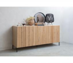 Afbeelding van product: WOOOD Exclusive Gravure dressoir eiken naturel