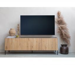 Afbeelding van product: WOOOD Exclusive Gravure tv meubel essen/eiken bruin/naturel