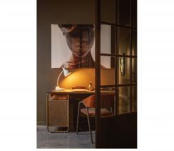 Afbeelding van product: BePureHome Clan eetkamerstoel velvet bruin