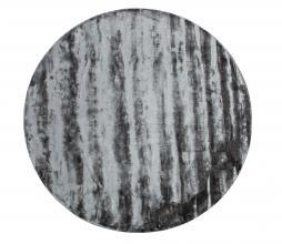 Afbeelding van product: BePureHome Ravel vloerkleed ø250cm antraciet