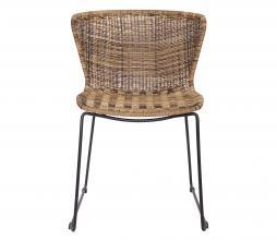 Afbeelding van product: WOOOD Wings (binnen-buiten) stoel rotan naturel