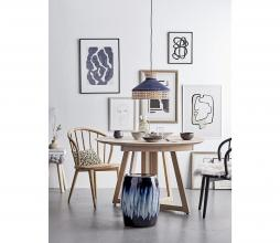 Afbeelding van product: Selected by Kunstlijst grenen wit