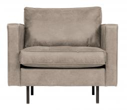 Afbeelding van product: BePureHome Rodeo Classic fauteuil elephant skin grijs