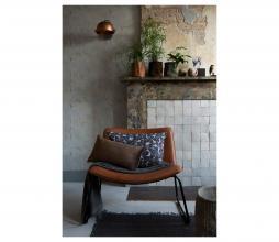 Afbeelding van product: Selected by Panter vlek kussen 30x50 cm katoen multicolor