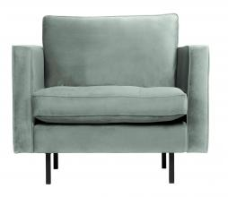 Afbeelding van product: BePureHome Rodeo Classic fauteuil velvet mint