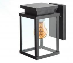 Afbeelding van product: Jersey buitenlamp M aluminium mat zwart